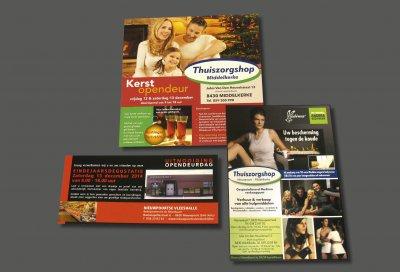 enkele flyers